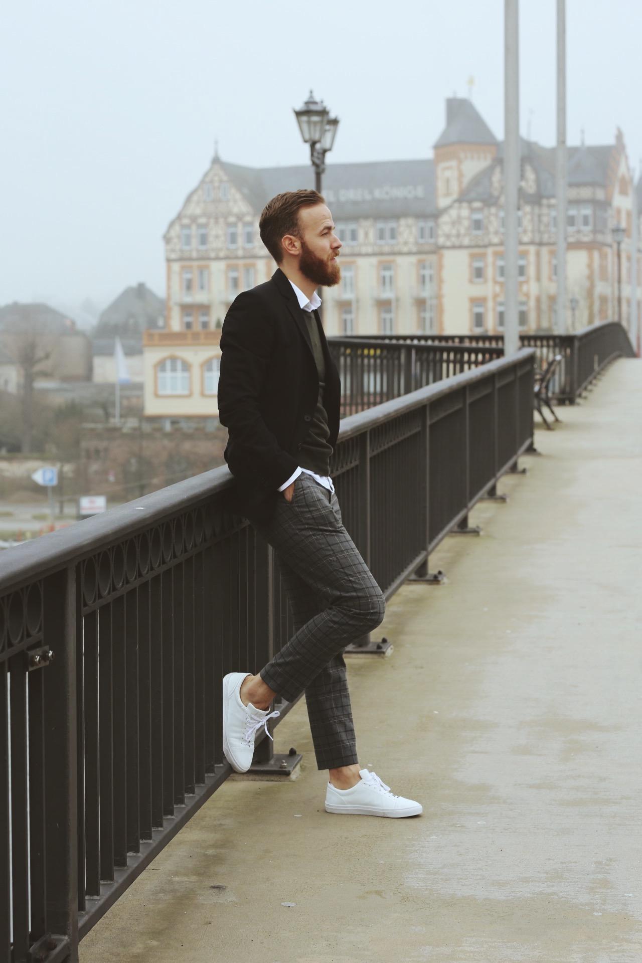 FASHION – Classic Sneaker Look