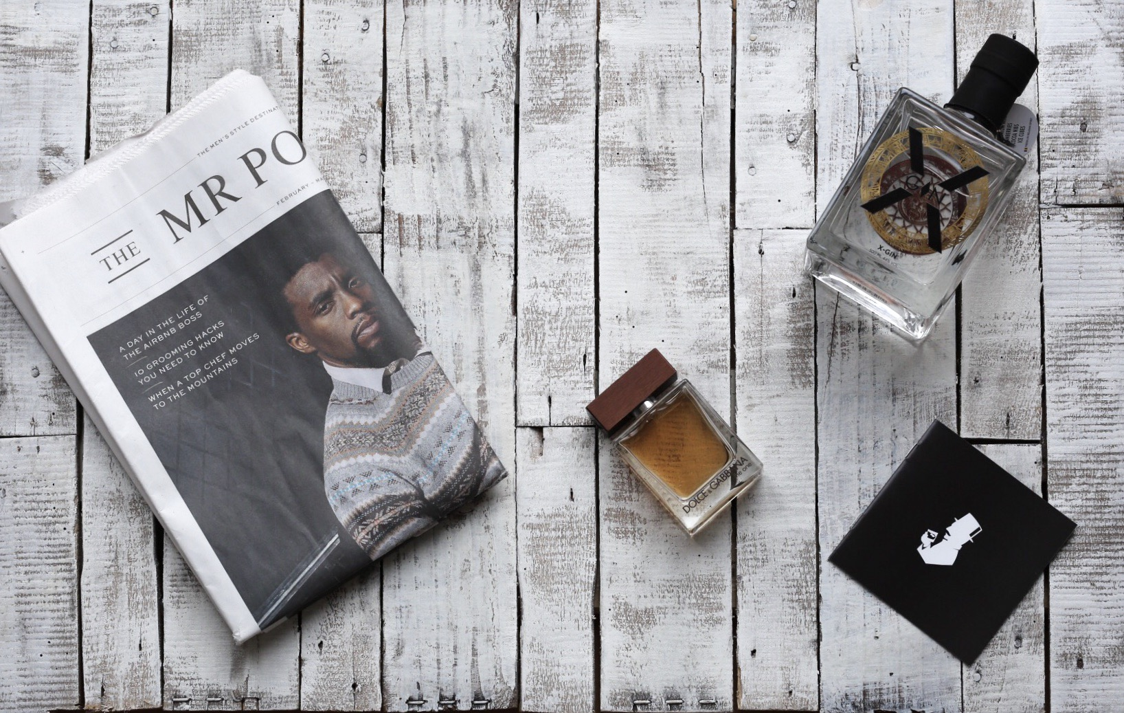 """LIFESTYLE – Dolce & Gabbana """"The One For Men"""""""