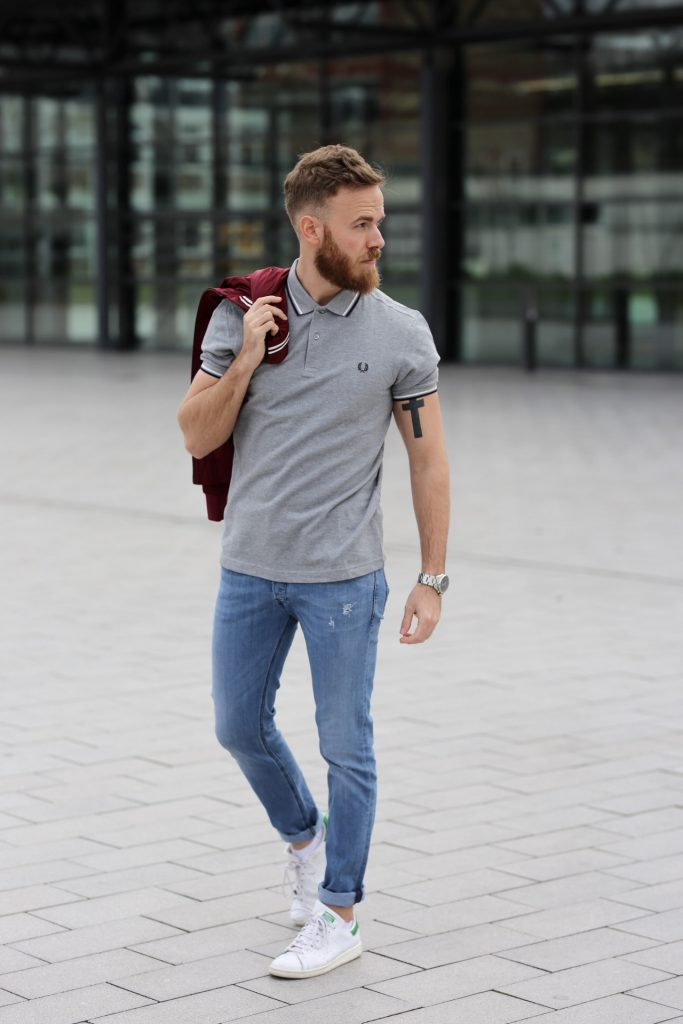 FASHION - Streetlook by FRED PERRY Bram Luxembourg Luxemburg Blogger herrenmode fashion blog trier koblenz