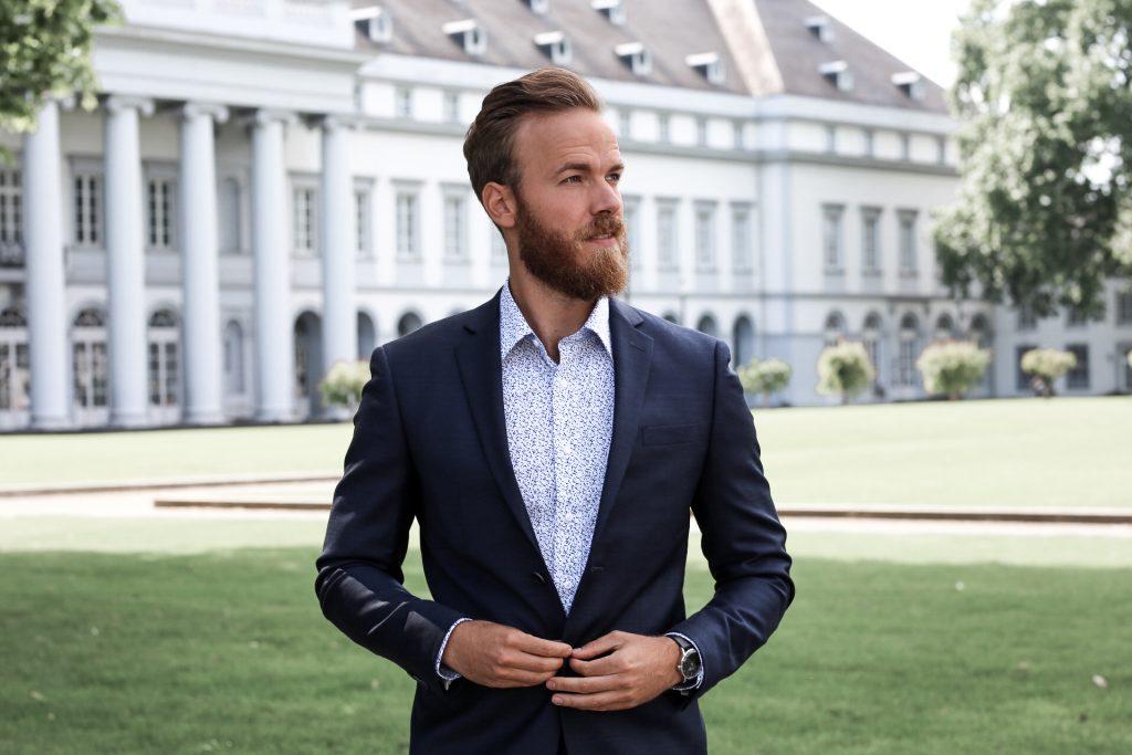 FASHION - Modern Business Outfit - Fashionblog für Herren hockerty anzug circula watches uhr männer trier luxembourg