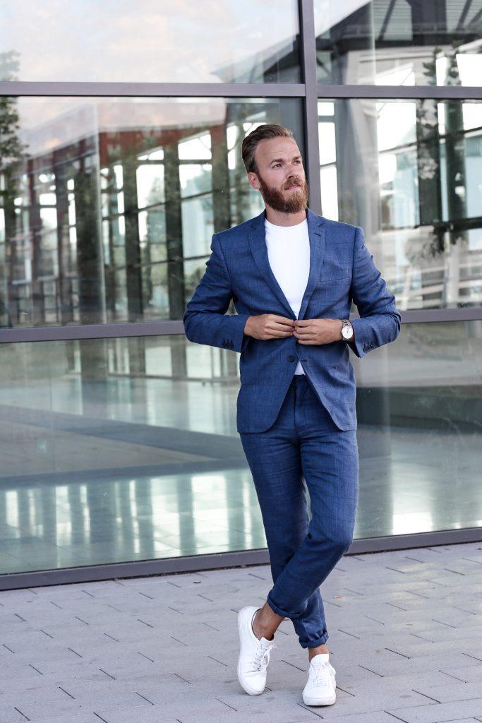 FASHION - Maßgeschneiderter Anzug von Hockerty Berndhower @berndhower instagram account blogger fashion trier Luxembourg koblenz