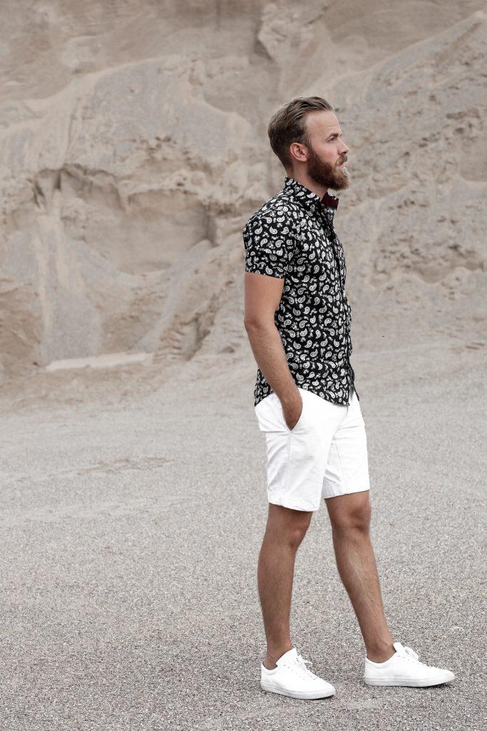 FASHION - Paisley Shirt von MERC Clothing Bernd Hower Berndhower blogger instagram German fashion blogger trier Koblenz Luxembourg