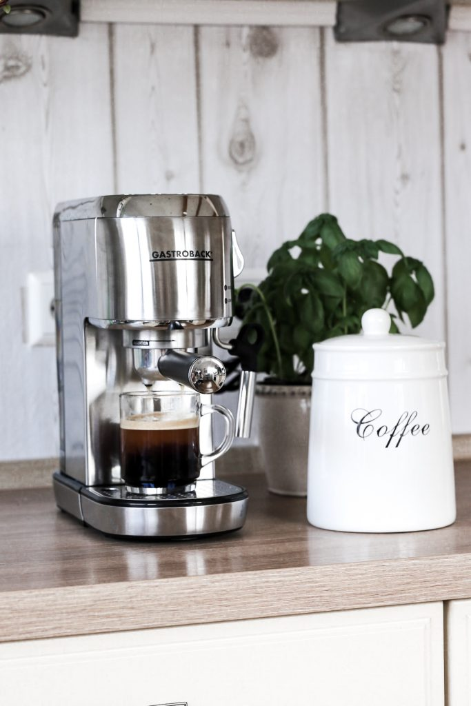 INTERIOR - Gastroback #yourcoffeeyourstyle Espressomaschine blogger interior gewinnspiel