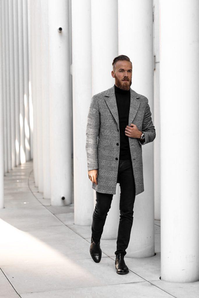 FASHION - Ein Mantel - Zwei Looks Tissot Uhr Armbanduhr Hockerty Mantel maßgeschneidert blogger blog männer fashion herren mode blog