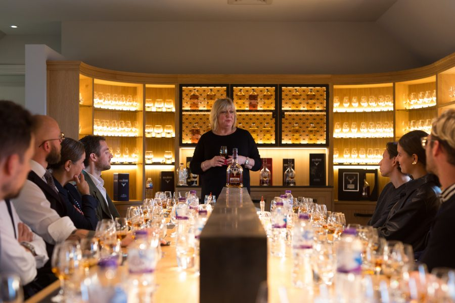 WHISKY REISE NACH SCHOTTLAND by The Dalmore Whiskey Scotland Blogger Tour Richard Paterson Single Malt King Alexander III