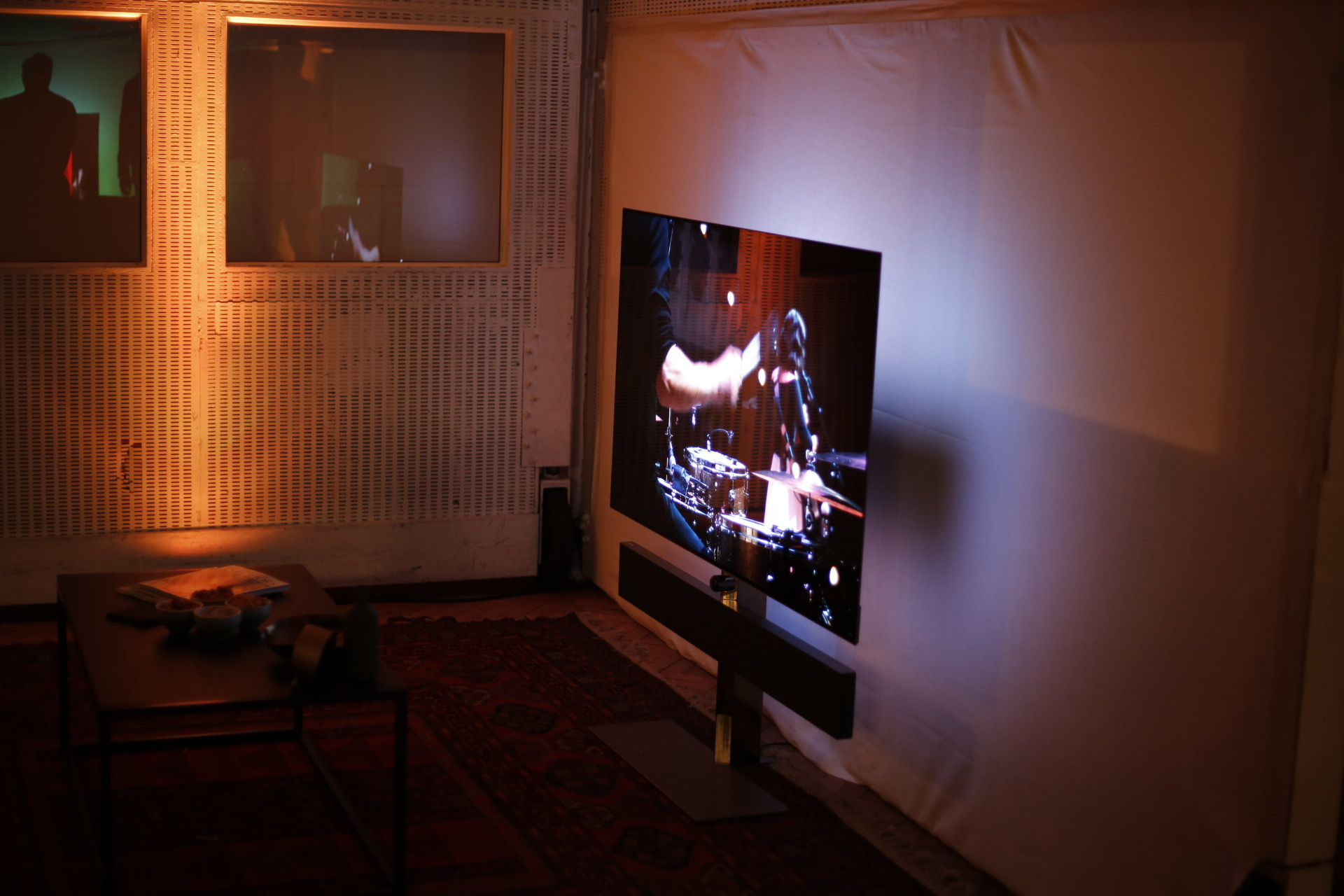 Philips TV OLED+ // Abbey Road Studios London