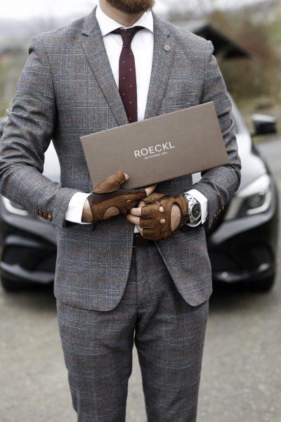 Stilvoll unterwegs - Handschuhe von ROECKL deutsche blogger männer herren blog fashion mode menwithclass gentleman style gentlemen berndhower bernd hower