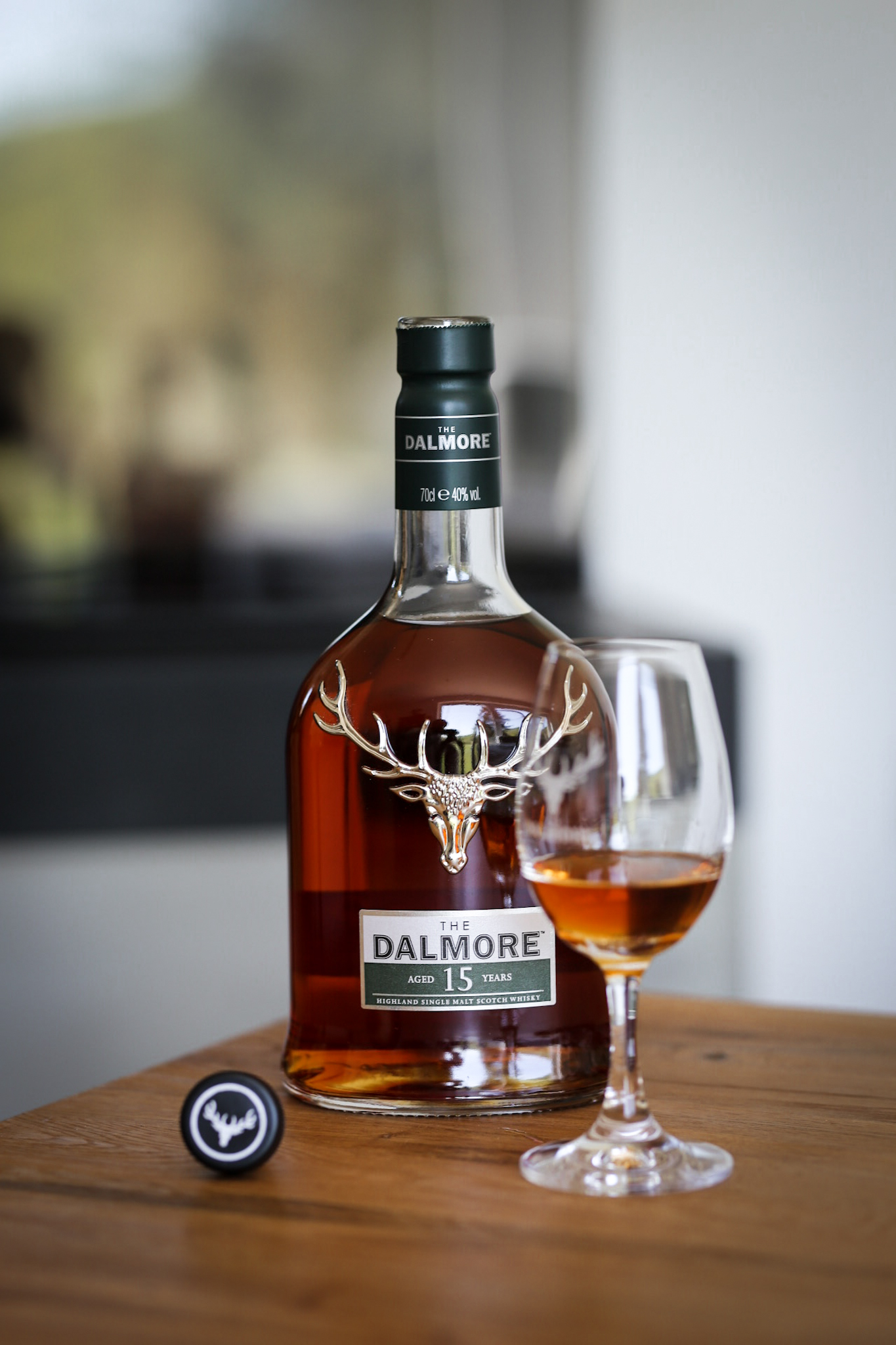 The Dalmore 15 YO - Single Malt Whiskey aus den Highlands Tasting Whisky 12 Jahre 15